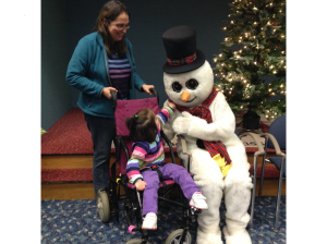 Winter Fest at Shriners